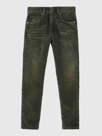 Diesel - D-STRUKT-J, Dark Green - Jeans - Image 1