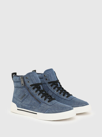 Diesel - S-DVELOWS, Blue - Sneakers - Image 2