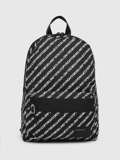 Diesel - MIRANO, Black/White - Backpacks - Image 1