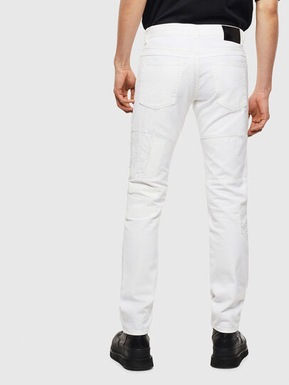 Diesel - TYPE-2016, White - Jeans - Image 2