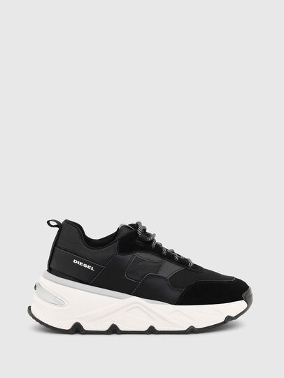 Diesel - S-HERBY LOW, Black - Sneakers - Image 1