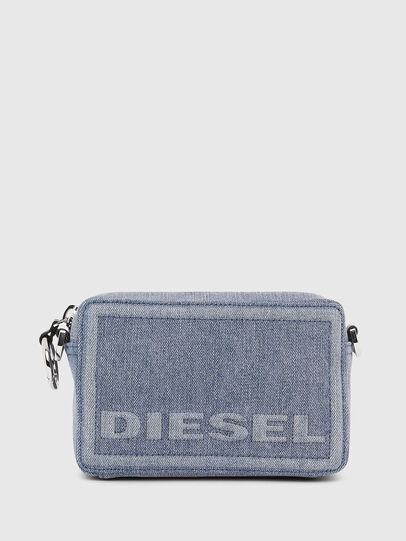 Diesel - ROSA', Blue Jeans - Crossbody Bags - Image 1