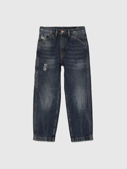 Diesel - D-FRANKY-J, Dark Blue - Jeans - Image 1