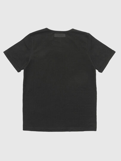 Diesel - TJNOEL, Black - T-shirts and Tops - Image 2