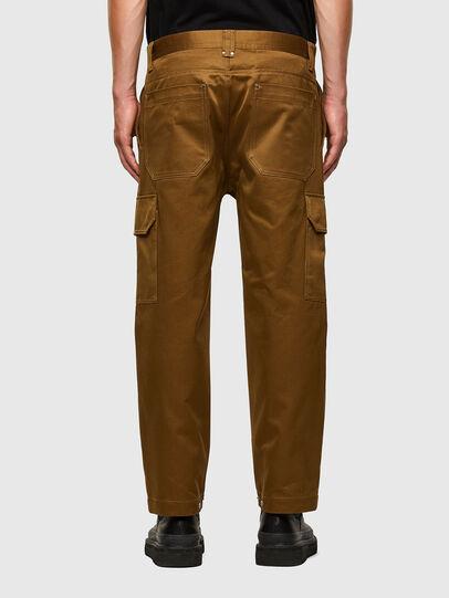 Diesel - P-BAKER, Brown - Pants - Image 2