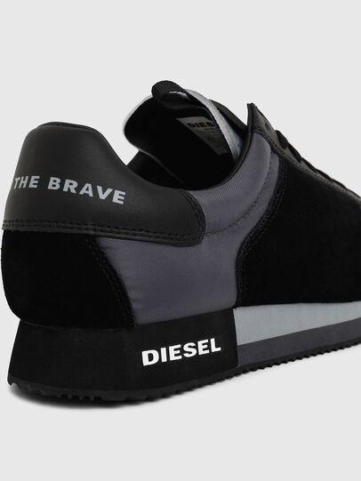 Diesel - S-PYAVE LC, Black - Sneakers - Image 5