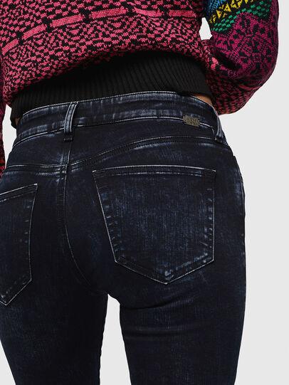 Diesel - Slandy 082AU, Dark Blue - Jeans - Image 4