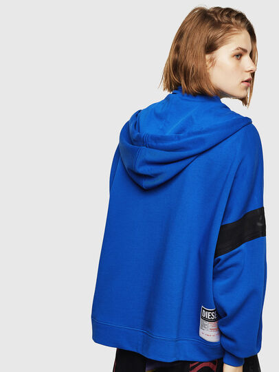 Diesel - F-AVAL, Brilliant Blue - Sweaters - Image 2