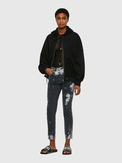 Diesel - Babhila 009RM, Black/Dark grey - Jeans - Image 5