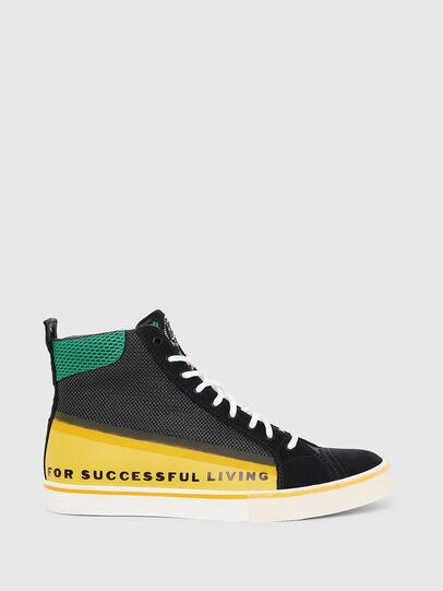 Diesel - S-DVELOWS MID, Multicolor/Black - Sneakers - Image 1