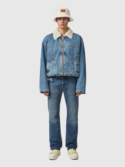 Diesel - Larkee 009EI, Medium blue - Jeans - Image 5