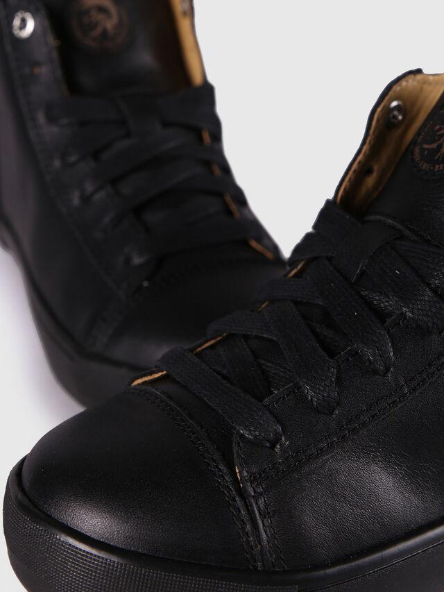 KIDS SN MID 24 NETISH YO, Black - Footwear - Image 6