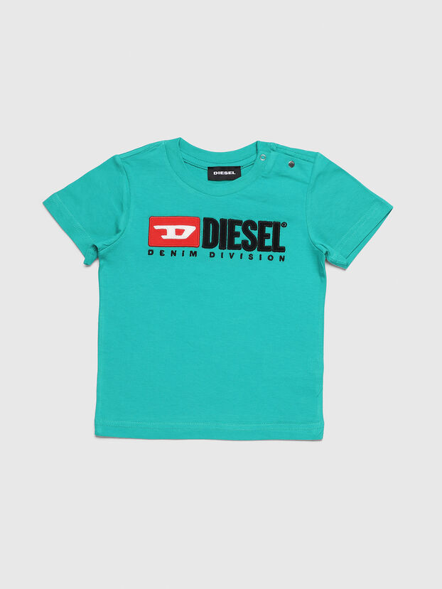 TJUSTDIVISIONB, Water Green - T-shirts and Tops