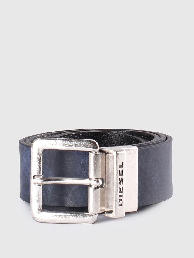 Diesel B-TWIN, Black/Blue - Belts - Image 1