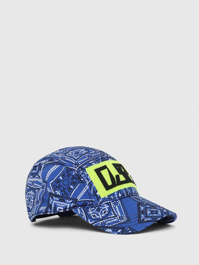 Diesel - C-SARO, Blue - Caps - Image 1