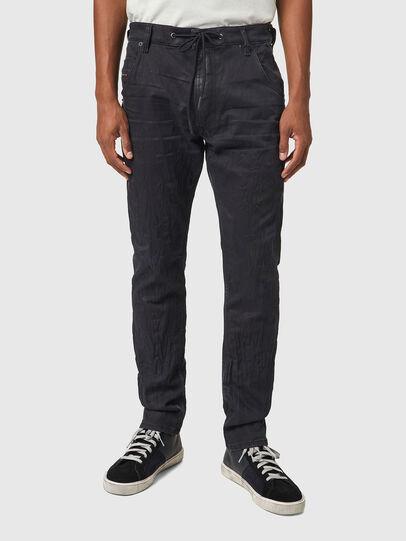 Diesel - Krooley JoggJeans® 069WB, Black/Dark grey - Jeans - Image 1