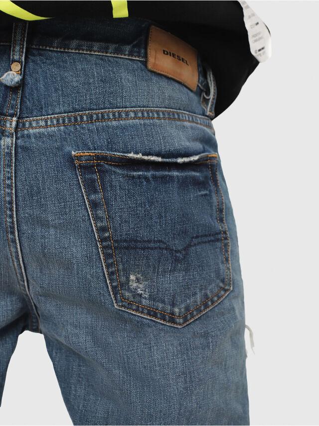 Diesel - Mharky 080AH, Medium blue - Jeans - Image 4
