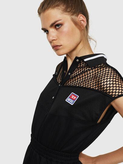 Diesel - D-REIA, Black - Dresses - Image 3