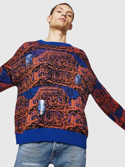Diesel - K-FACE,  - Knitwear - Image 5