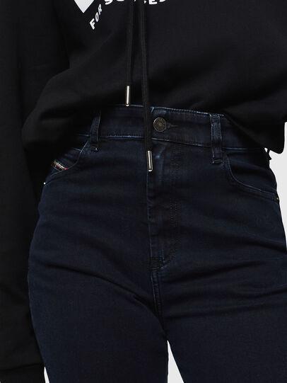 Diesel - D-Eiselle 069GL, Dark Blue - Jeans - Image 3