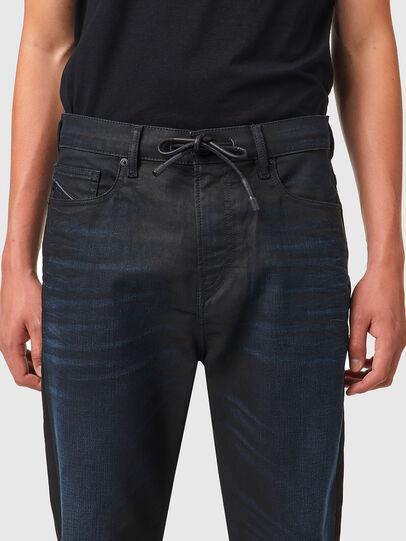 Diesel - D-VIDER JoggJeans® 069XN, Black/Dark grey - Jeans - Image 3