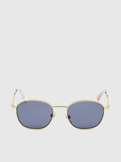 Diesel - DL0307, Gold - Sunglasses - Image 1