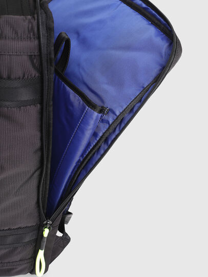 Diesel - MALU, Black/Blue - Backpacks - Image 5