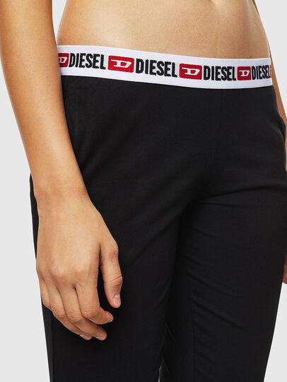 Diesel - UFLB-BABYX, Black - Pants - Image 3