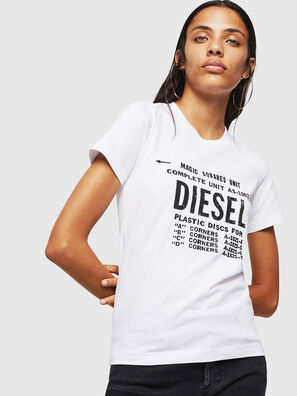 T-SILY-ZF, White - T-Shirts
