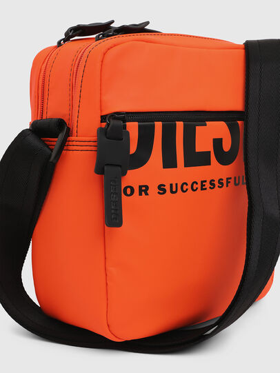 Diesel - DOUBLECROSS, Orange - Crossbody Bags - Image 4
