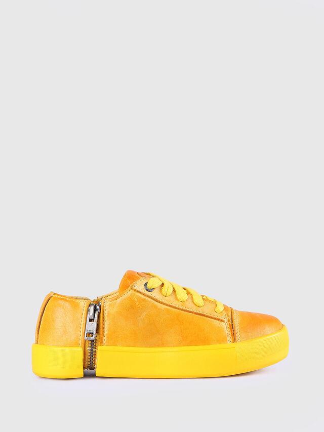 Diesel - SN LOW 31 NETISH YO, Mandarine - Footwear - Image 1