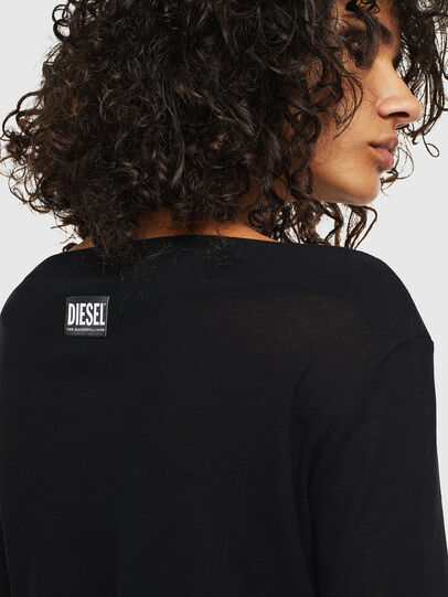 Diesel - D-TITY, Black - Dresses - Image 4
