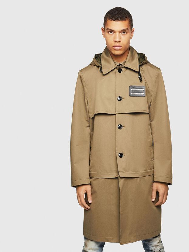 J-KODORY, Military Green - Jackets
