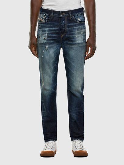 Diesel - D-Vider 0092I, Dark Blue - Jeans - Image 1