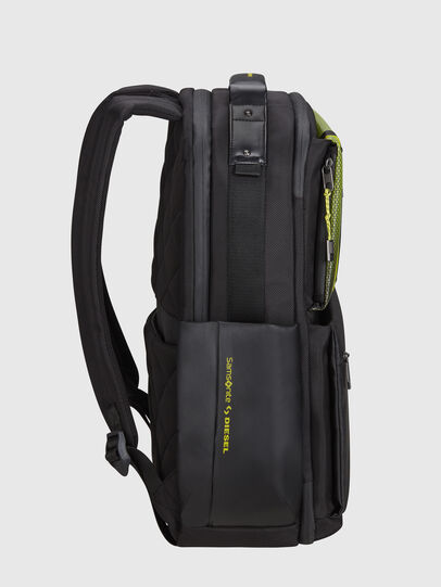 "Diesel - ""KB1*19002 - OPENROA, Black/Green - Backpacks - Image 6"