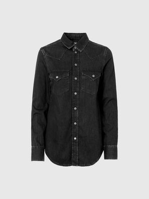 DE-RINGY, Black - Denim Shirts