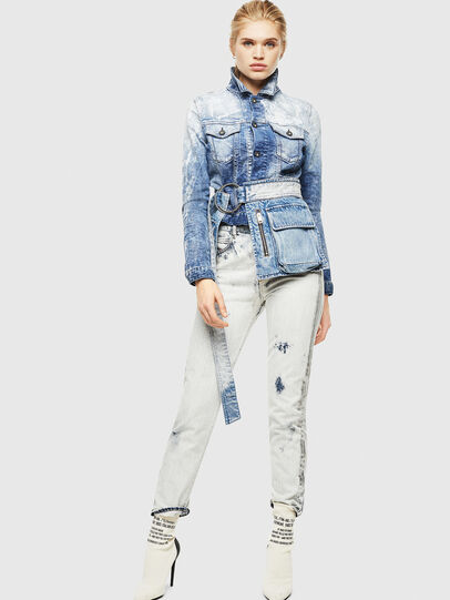 Diesel - D-LIMMY-T,  - Denim Jackets - Image 5