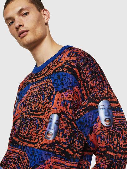 Diesel - K-FACE,  - Knitwear - Image 4