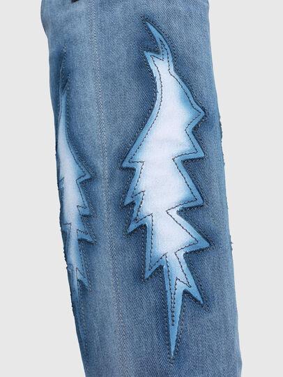 Diesel - D-GIUDECCA MHB, Blue Jeans - Boots - Image 4