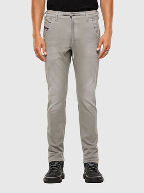 Krooley JoggJeans 0670M, Light Grey - Jeans