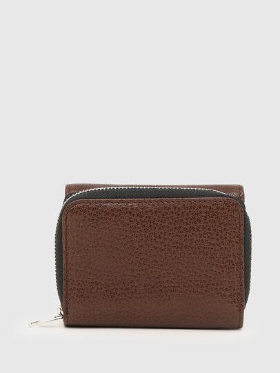 Diesel - SPEJAP, Brown - Small Wallets - Image 2