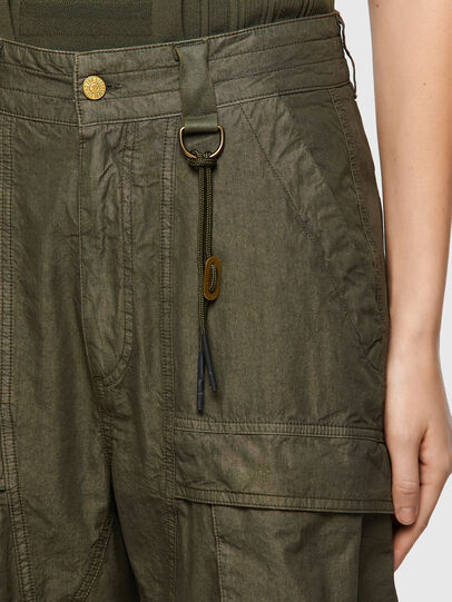 Diesel - P-EMMA, Military Green - Pants - Image 3