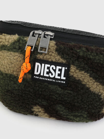 Diesel - FAIRFOX, Green Camouflage - Belt bags - Image 5