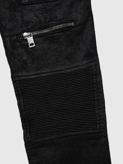 Diesel - D-DERROT-SP-J JOGGJEANS, Black - Jeans - Image 4