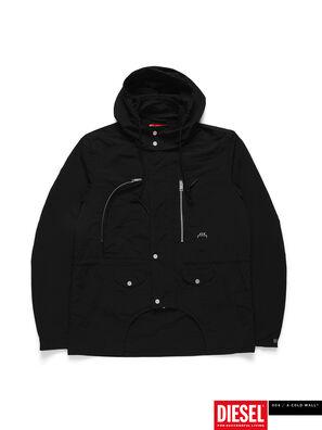 ACW-JK03, Black - Denim Jackets