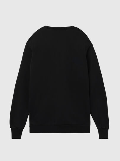 Diesel - S-GIR-DIV-P, Black - Sweaters - Image 2