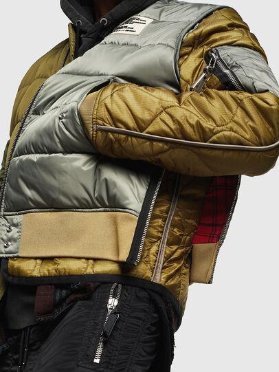Diesel - W-KOSLOV,  - Winter Jackets - Image 5