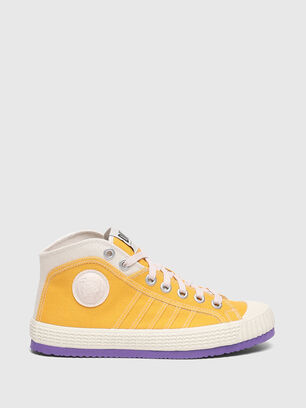 S-YUK MC W, Yellow/Violet