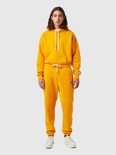 Diesel - P-CALTONY, Yellow - Pants - Image 4
