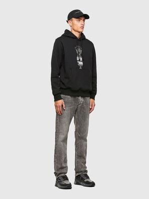 Larkee 009KA, Light Grey - Jeans